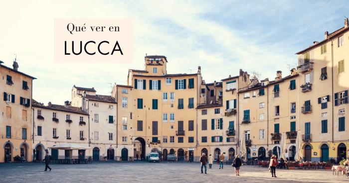 Qué hacer y qué ver en Lucca en un día
