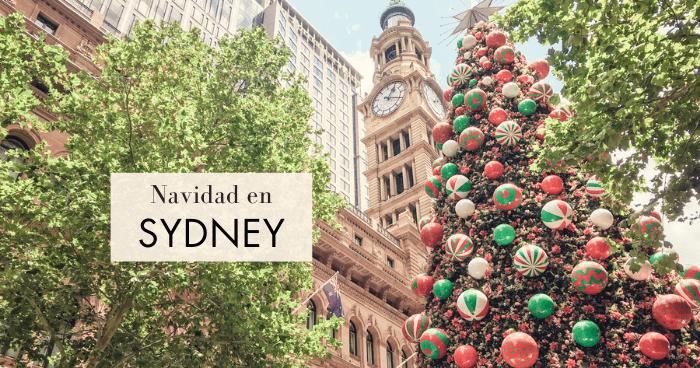 Qué hacer en Navidad en Sydney