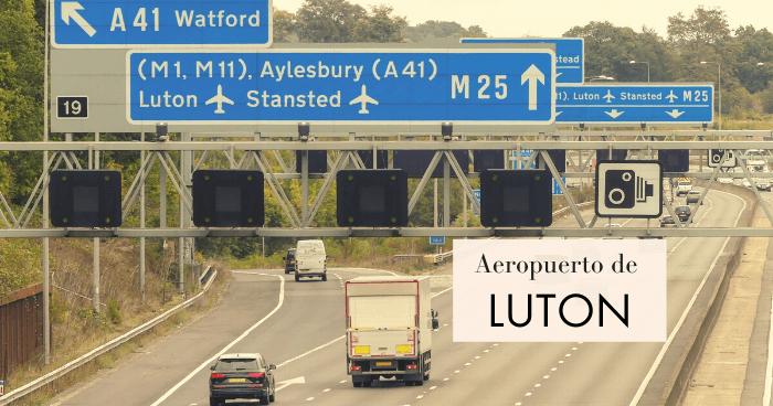 Cómo ir de Luton a Londres
