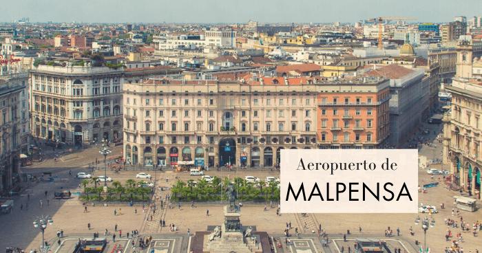 Cómo ir de Malpensa a Milán centro