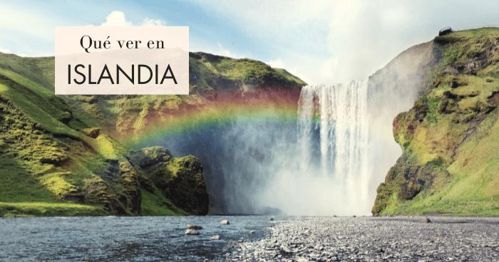 Qué hacer y qué ver en Islandia
