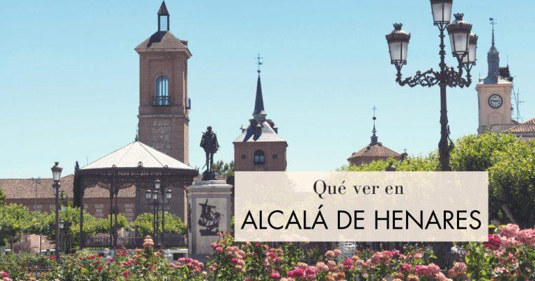 Qué hacer y qué ver en Alcalá de Henares