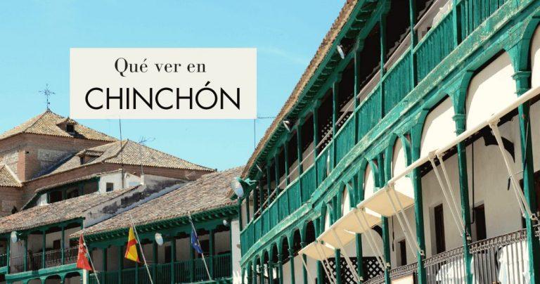 Qué hacer y qué ver en Chinchón